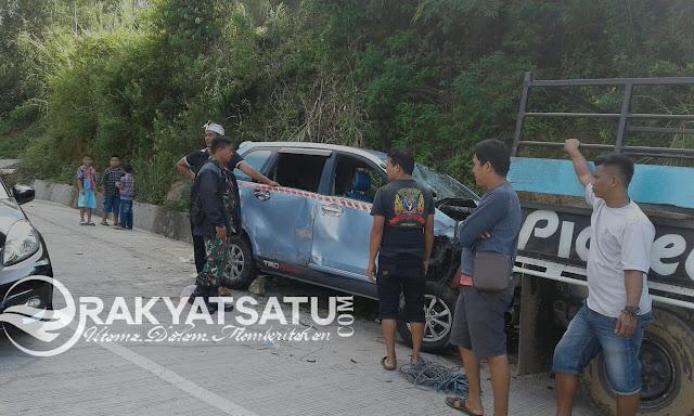 Hendak Berwisata ke Lolai Toraja, Rombongan Asal Kolaka Dilarikan ke RS.Elim Rantepao