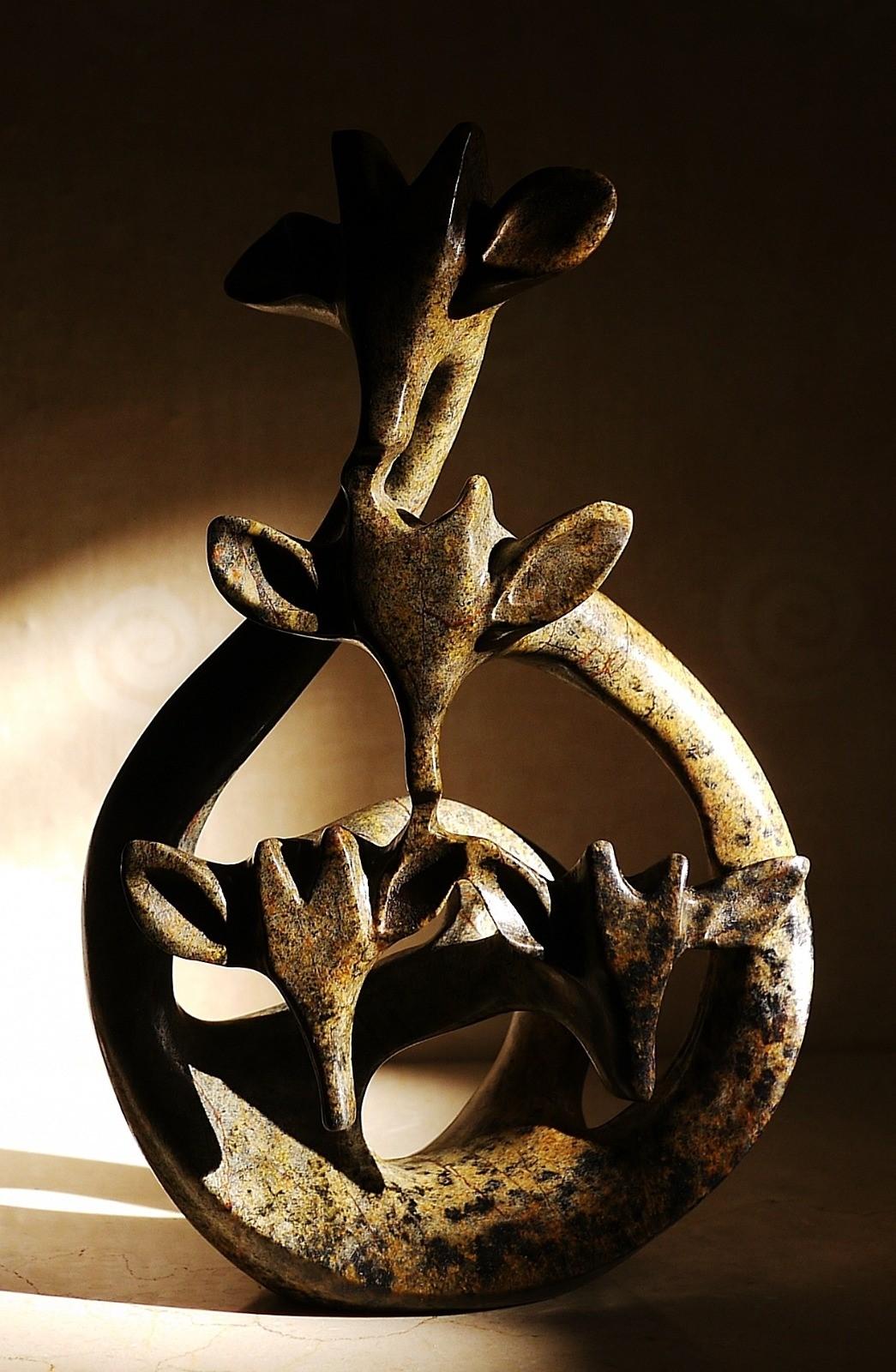 Stones Used in Zimbabwean Sculpture