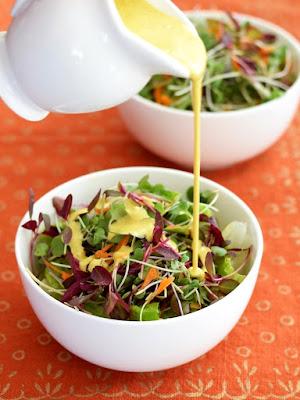 sos salad makanan untuk ibu mengandung