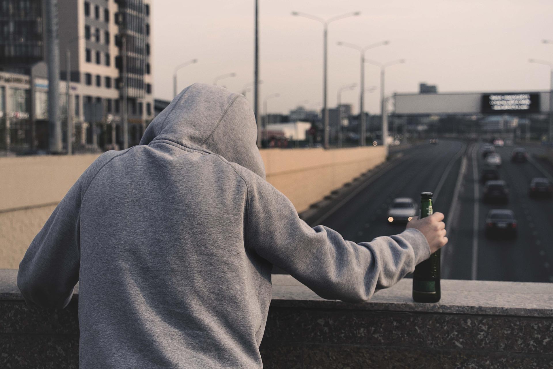 Membebaskan diri dari alkoholisme