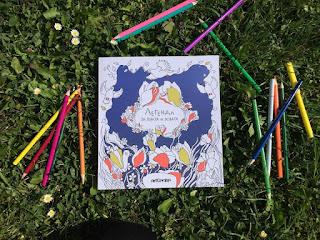 книжка за оцветяване