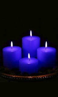 candela blu