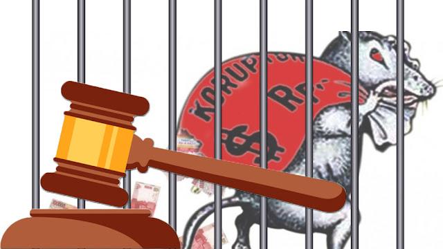 MA Keluarkan Aturan Baru, Para Koruptor Diancam Dengan Penjara Seumur Hidup