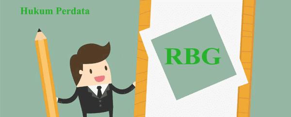RBG Rechtreglement voor de Buitengewesten - hukum perdata
