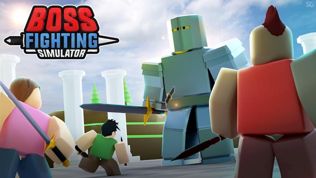 Boss Fighting Simulator - Codes for January 2021