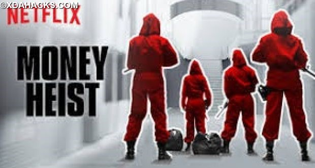 Money Heist All Seasons Download