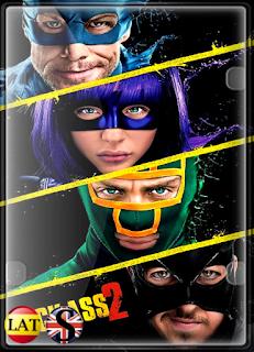 Kick-Ass 2 (2013) HD 1080P LATINO/INGLES