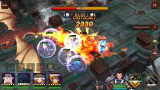Lineage Red Knights APK v1.1.69 Mod Unlocked Terbaru