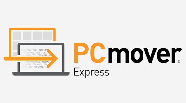 Logo del programma PCmover Express per Windows