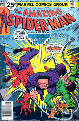 Amazing Spider-Man #159, Dr Octopus and Hammerhead