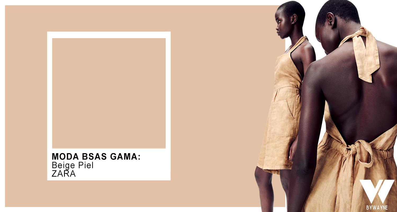 ropa de mujer primavera verano 2022 colores de moda 2022
