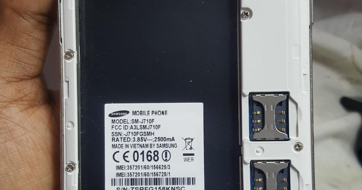 Samsung J710f Clone Firmware MT6589 Flash File Read Cm2 - Mtk Firmware