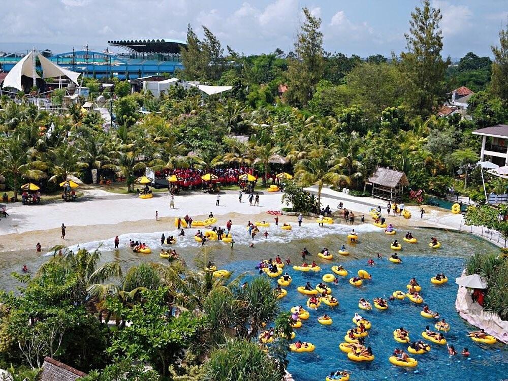 Harga Tiket Masuk Dan Lokasi Jogja Bay Waterpark November 2020 Wisata Oke
