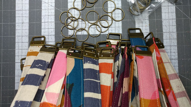 DIY key fobs and key chains