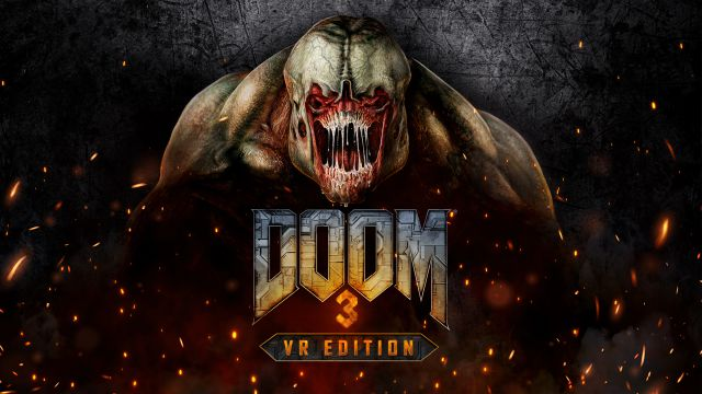Doom 3: VR Edition is coming to PS4's PSVR in March; compatible with PS5