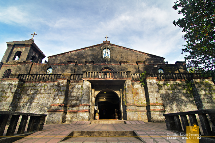 Our Lady Of The Pillar Morong Bataan Church