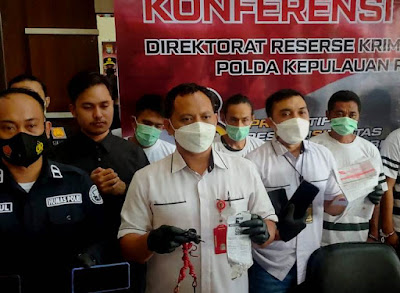 Berangkatkan PMI Secara Ilegal Ke Malaysia, Raup Untung Rp 6 Juta