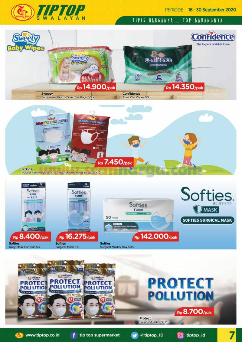 Katalog Tiptop Swalayan Promo 16 - 30 September 2020 7
