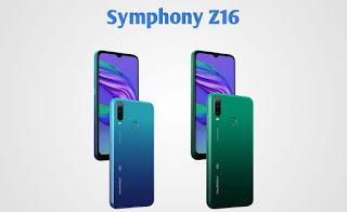 Symphony z16