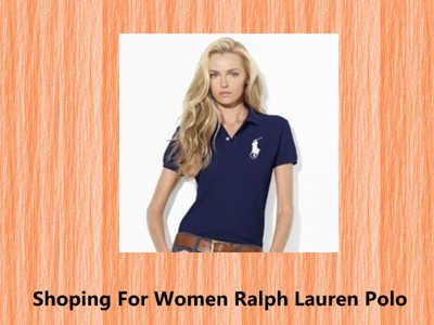 Shoping for Women Ralph Lauren Polo