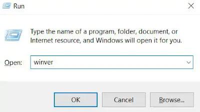 Cara Cepat Cek Versi dan Build Windows 10