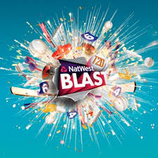 Natwest T20 Blast Final Group games and 1/4 Final Line up 2016