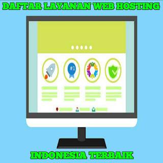 Daftar Perusahaan Web Hosting terbaik Indonesia 2020