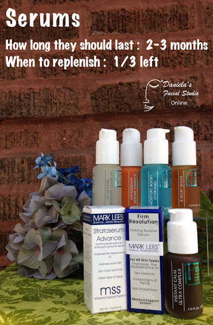 how long should serums last and when to replenish them