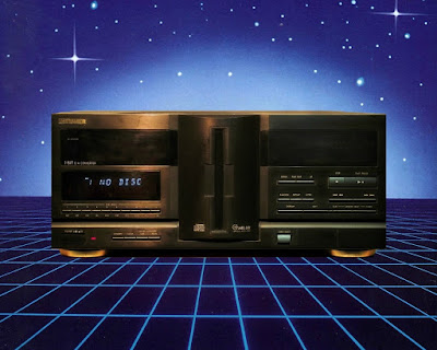 fisher dac-2415 cd changer