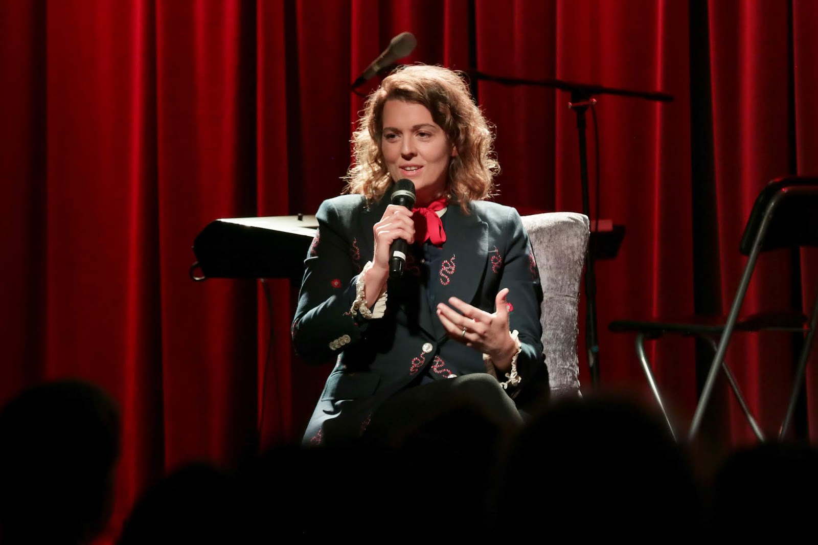 Blogtown: Brandi Carlile In Conversation At The Grammy Museum