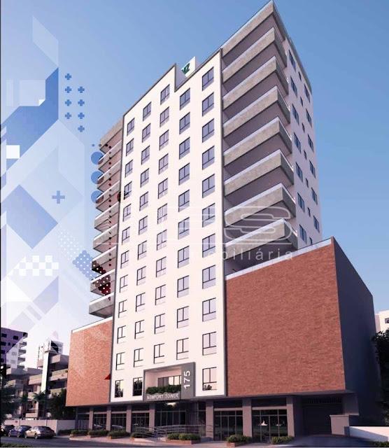 V2060 - Newport Tower Residence - Pré Lançamento - Apartamento 3 suítes - Meia Praia - Itapema/SC