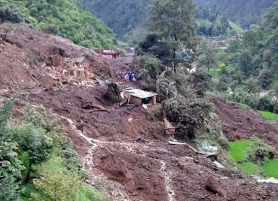 নেপালে চীনা রেলপথে ধ্বস, প্রবল বিক্ষোভ