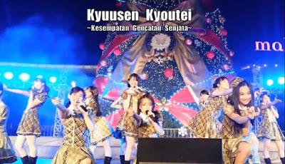 Lirik Lagu JKT48 - Kesepakatan Genjatan Senjata