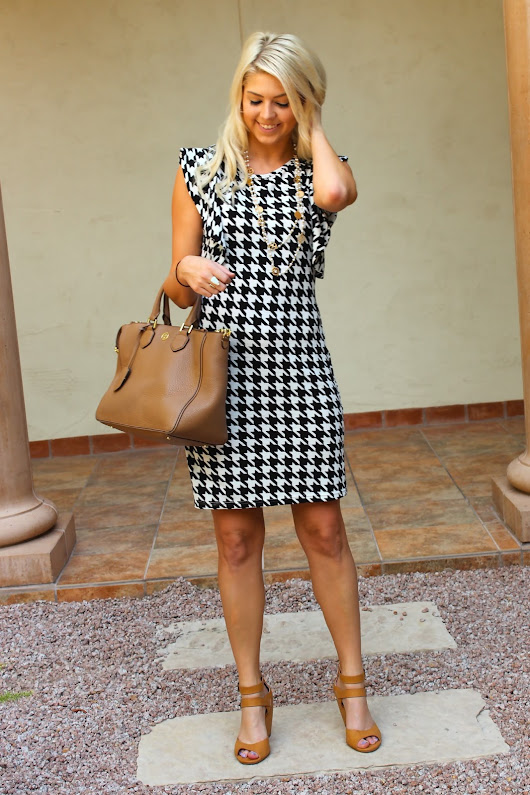 Houndstooth Perfection