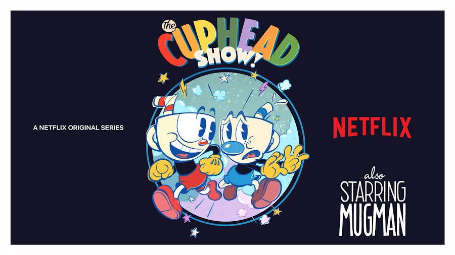 the cuphead show netflix studio mdhr king features syndicate animated show