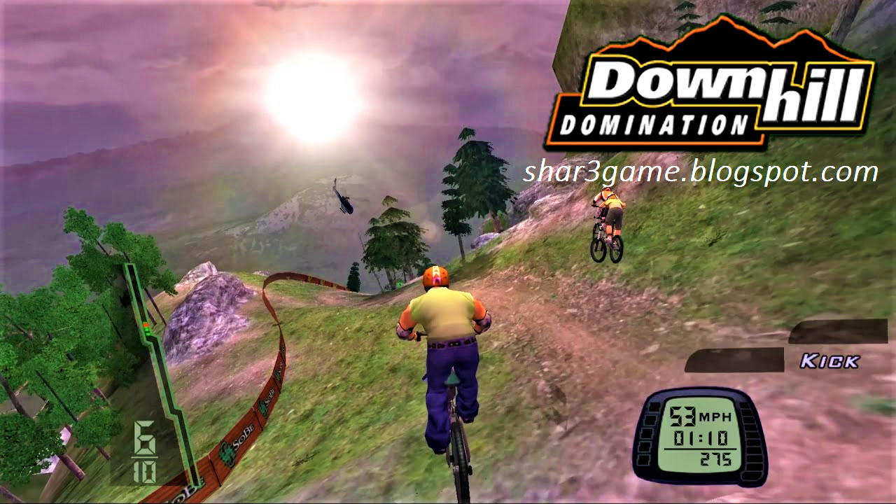 SHAR3GAME - Free Download Game + DLC PKG PS3: Downhill