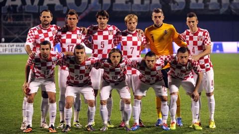 Danh sách 23 cầu thủ cuối cùng dự World Cup 2014 của huấn luyện viên Niko Kovac không có nhiều bất ngờ