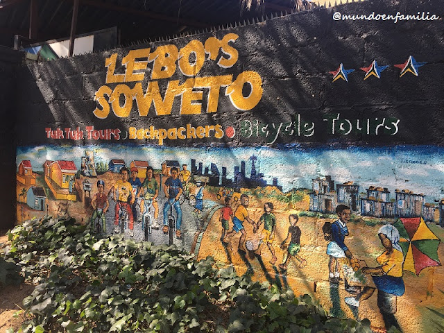 Lebo's Soweto Backpackers