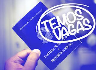 Mais de 200 vagas de emprego são oferecidas em seis cidades da Paraíba