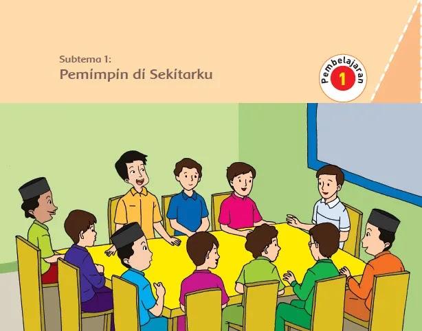Kunci Jawaban Buku Tematik 7 Kelas 6