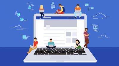 فتح أكثر من حساب فيسبوك على نفس جهاز الكمبيوتر2018