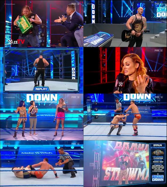 WWE Friday Night Smackdown 15 May 2020 720p WEBRip
