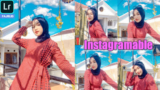 Preset Lightroom Selebgram Ala Instagramable Terbaru DNG & XMP