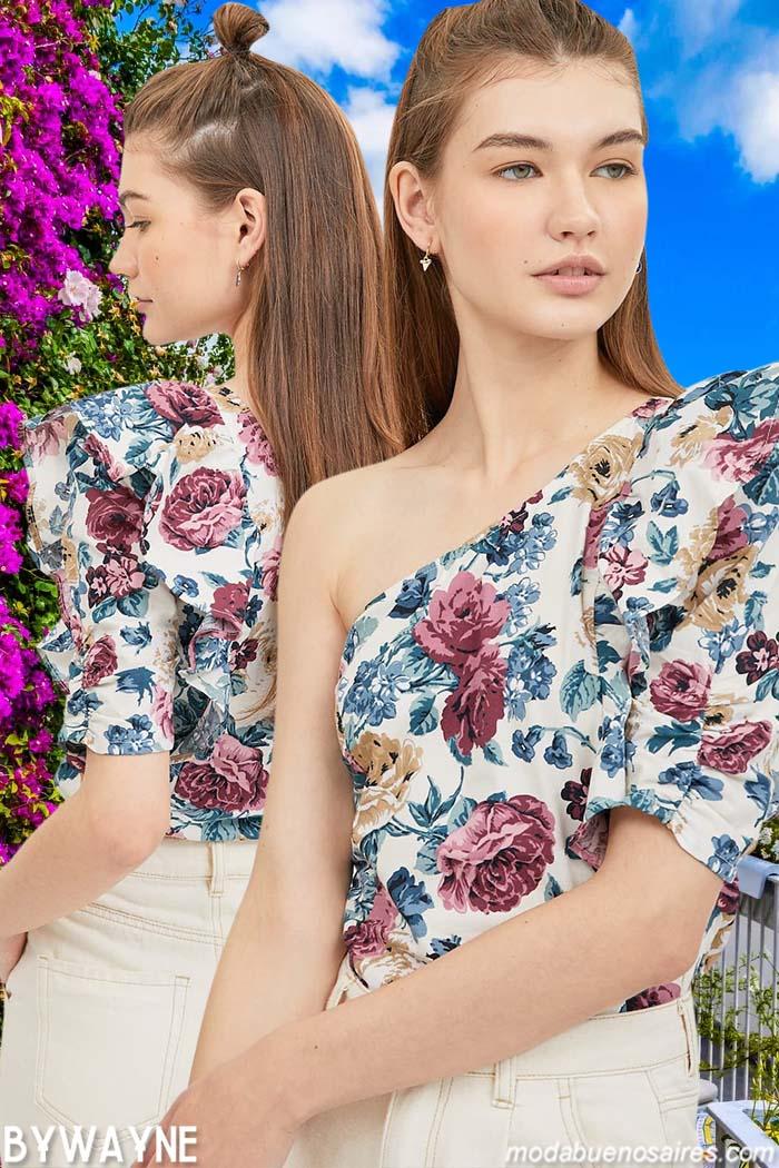 Ropa de moda verano 2021 mujer