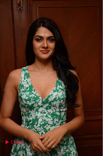 Actress Sakshi Chaudhary Pictures in Short Dress at Selfie Raja Movie Song Launch  0087.JPG