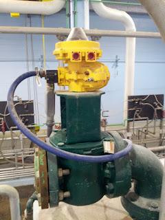 Kinetrol automated plug valve