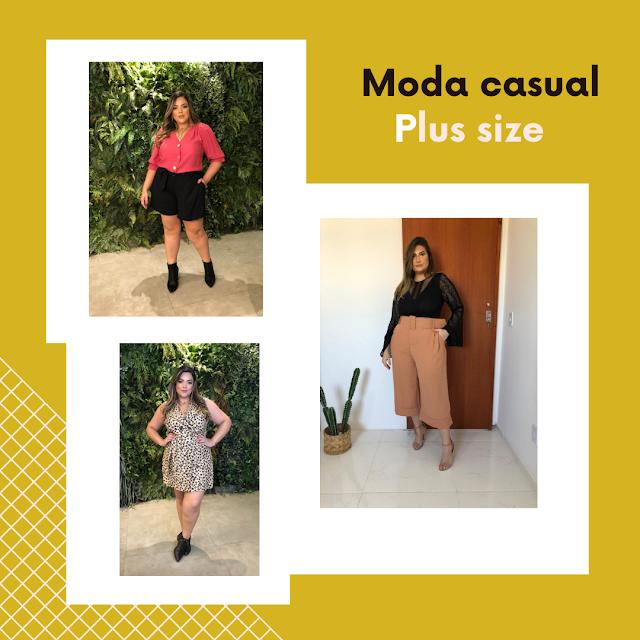 Revenda roupas plus size estilosas e lindas