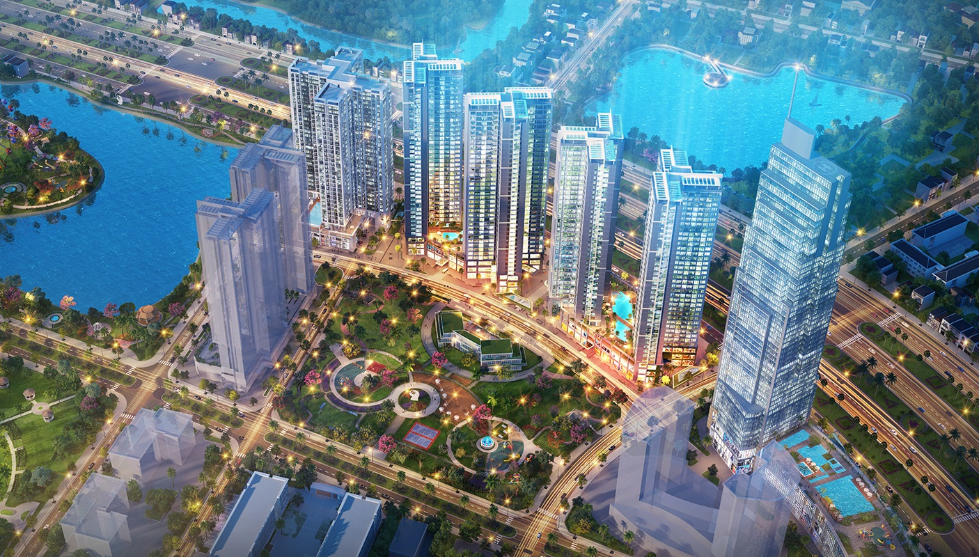 Tổng quan dự án Eco Green Sài Gòn quận 7