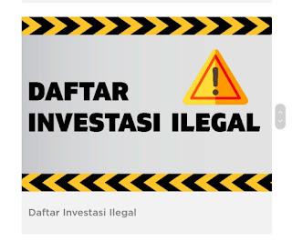 Daftar investasi bodong OJK 2021 Berikut adalah daftar yang dirilis OJK pada Maret 2021