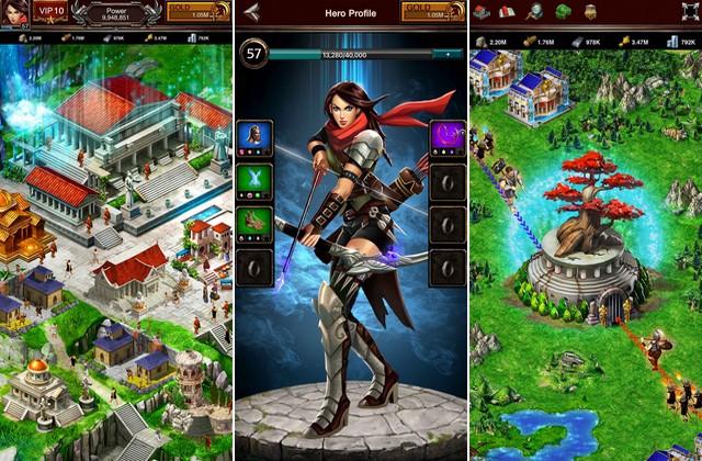 ألعاب تقمص الأدوار RPG للايفون